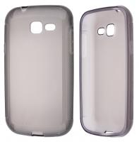 Ally Galaxy Trend S7568 Şeffaf Silikon Kılıf