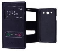 Ally Galaxy S3 İ9300 Mıknatıslı,Stand Ve Pencereli Flip Cover Kılıf