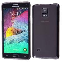 Ally Galaxy Note 4 N910f Şeffaf Silikon Kılıf