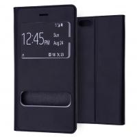 İphone 6 6s Mıknatıslı,Stand Ve Pencereli Flip Cover Kılıf