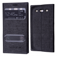 ALLY GALAXY S3 GT İ9300,İ9305 STAND VE PENCERELİ FLİP COVER KILIF