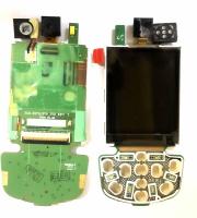 SM  E370 EKRAN LCD TUŞ BORD VE KAMERA .