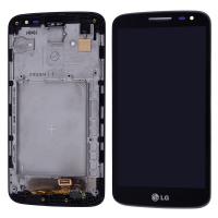 LG G2 MİNİ ORJİNAL EKRAN LCD DOKUNMATİK ÇITALI