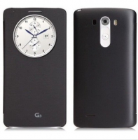 LG OPTİMUS G3 D855 KILIF QUİCK CİRCLE UYKU MODLU