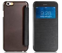 Ally İphone 6,6s Plus Pencereli İnce Yan Kapaklı Kılıf