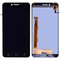 LENOVO VİBE K5 A6020 LCD EKRAN DOKUNMATİK (SARI FİLİM)