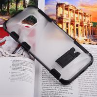 Ally Galaxy S6 G920 Standlı Darbeye Dayanıklı Pc Kılıf