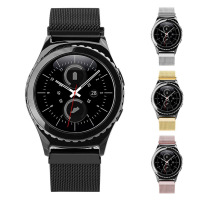 ALLY SM GEAR S2,R600 WATCH 4 42MM MİLANO LOOP KAYIŞ KORDON