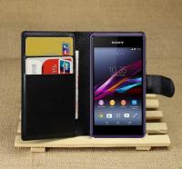Sony Xperia E1 Standlı Kılıf