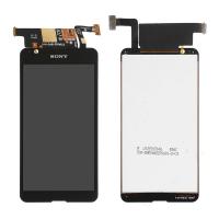 Sony Xperia E4g Lcd Ekran Ve Dokunmatik Touch Panel