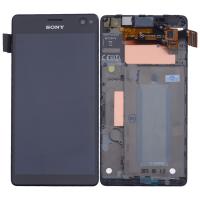 Sony Xperia C4  Ultra Lcd Ekran Dokunmatik Çıtalı