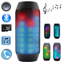 Y35 BLUETOOTH SUPER BASS MİCRO SD GİRİŞLİ LED IŞIKLI SPEAKER HOPARLÖR