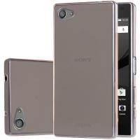 Sony Xperia Z5 Compact-mini Ultra Slim Soft Silikon Kılıf