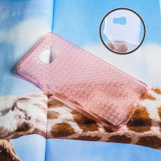 Ally Samsung Galaxy A310 A3 (2016) İçin Kristal Soft Silikon Kılıf