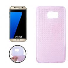 Ally Galaxy S7 Edge G935 Kristal Soft Silikon Kılıf