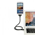 Lazy Acrobat Metal Usb Stand Type-C