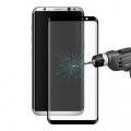 Ally Samsung Galaxy S8 İçin 3d Kavisli Full Cam Ekran Koruyucu