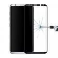 Ally Samsung Galaxy S8+ Plus İçin 3d Kavisli Full Cam Ekran Koruyucu