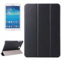 Sm Galaxy Tab A 8.0 T350 P350 Standlı Mıknatıslı Ultra İnce Deri Kılıf