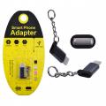 Ligtining Dönüştürücü Micro Usb Adaptor Converter Çevirici Başlık Anahtarlık