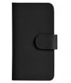 HTC ONE M7  MIKNATISLI KART BÖLMELİ CÜZDAN KILIF