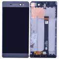 Sony Xperia Xa Ultra Ekran Dokunmatik Çıtalı