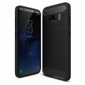 Ally Samasung Galaxy S8 Dark Ultra Koruma Silikon Kılıf