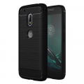 Motorola G4-g4 Plus  Dark Ultra Koruma Silikon Kılıf