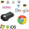 Anycast Hdmi Wifi Kablosuz Görüntü  Ses Aktarıcı Dongle