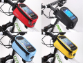 Roswheel 5.5 İnch Telefon Üniversal Su Geçirmez Bisiklet Tutucu