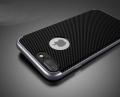 İPhone 7-İPhone 8-İPhone SE 2020 Kılıf Hybird Armor Çift Katmanlı Silikon Kılıf