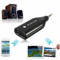 Bm-E6 Mini Aux Bluetooth 3.0  Araç Ses Aktarım Kiti