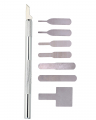 Best-7a 7 Uçlu Cep Telefonu Tamir Bıçağı Neşter