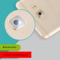 Ally Samsung Galaxy C5 Pro İçin Kamera Koruyucu Kırılmaz