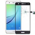 Huawei Nova Renkli Full Kaplama Kırılmaz Cam Ekran Koruyucu