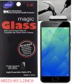 Meizu M5 Kırılmaz Cam Ekran Koruyucu
