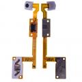 Ally Samsung Galaxy Tab E 9.6 T560 İçin Home Tuş Bord Mikrofon Film