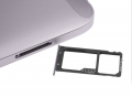 Huawei Ascend G8 Sim Hafıza Kart Kapağı Tutucu