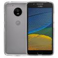 Motorola  Moto G5 Ultra Koruma Silikon Kılıf