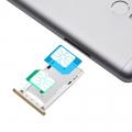 Xiaomı Redmi Note 4 Sim Kart Hafıza Kart Kapağı