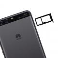 Huawei P10 Plus Sim Hafıza Kart Kapağı Tutucu