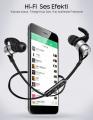 Ally D9 Su Geçirmez Mıknatıslı Sport Bluetooth Kulaklık
