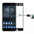 Nokia 6 N6 Full Kaplama Kırılmaz Cam Ekran Koruyucu