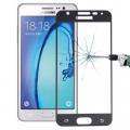 Ally Samsung Galaxy On5 İçin Full Kaplama Kırılmaz Cam Ekran Koruyucu