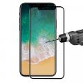 Ally Apple İphone 11 Pro- X-Xs 4d Full Kaplama Kırılmaz Cam Ekran Koruyucu