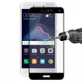 Huawei P9 Lite P8lite 2017 Renkli Full Kırılmaz Cam Ekran Koruyucu