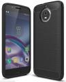 Motorola  Moto G5s Dark Ultra Koruma Silikon Kılıf