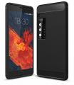 Meizu Pro 7 Plus Dark Ultra Koruma Karbon Fiber Doku Silikon Kılıf