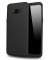 Ally SM Galaxy S8 Plus 360 Derece Fit Koruma Silikon Kılıf