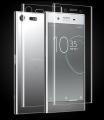 Sony Xperia Xz Premium Şeffaf Darbe Emici Parlak Ekran+arka Koruyucu
